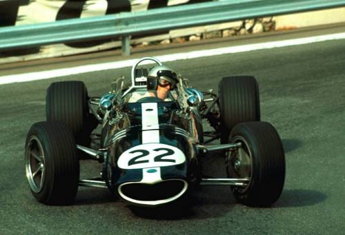 Ritchie Ginther/Eagle Mk1/Monaco/1967