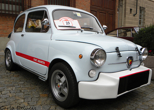 carpr0n:  Small fury Starring: Fiat 695 Abarth (by C.D Photography)
