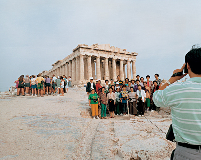 deleteyourself:  Awesome tourist photography by Martin Parr