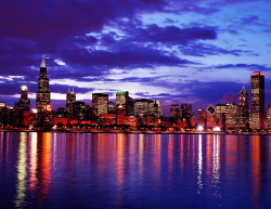 doflyhigher:  Chicago, home of the blues