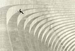 Hiromu Kira, The Thinker, 1930