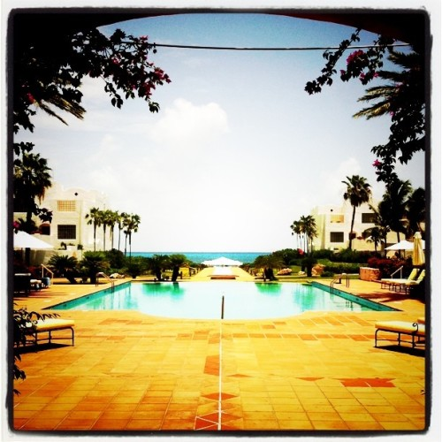 Cuisinart @ Anguilla (Taken with Instagram at CuisinArt Resort & Spa Anguilla)