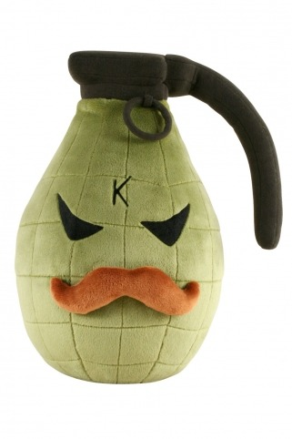 "Get select Kidrobot toys a little bit on the cheap side over at JackThreads. We often link to JackThreads because frankly, they rule and they're an awesome place to get stylish threads without busting the bank. For the next two days you can get some pretty sweet deals on some Kidrobot toys, including a four pack of 2010 Dunnys for only $15.99 and the 14"" Sarge plush (pictured above) for only $14.99! Click here if you need an invite to JackThreads!"