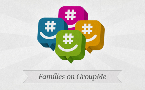 "jared:  Love this. groupme:  Families on GroupMe Judging by the hundreds of emails we get from users every week, we've had a hunch for a while now that families are some of GroupMe's biggest users. Plus, most of us here on the team have groups with our own families—it just seems like a natural fit. So this week, we decided to go further than that and get the real story on families using GroupMe. At the end of last week, we tweeted a quick request for stories about families using GroupMe, and put it on our Facebook page. Within an hour, our inbox had dozens of awesome stories from people who are in groups with their families.   Right off the bat, users were telling us about how GroupMe had changed the way they communicate with the people closest to them. One email from a pastor in Illinois said ""we just used GroupMe to set up our Memorial Day plans as a family!"". Another was from a father in Washington who told us about his group with his ""wife, 2 teenage daughters, father, 2 sisters, and 2 teenage nieces,"" where every Friday, everyone sends around messages wishing everyone else a good weekend.     There are a lot of stories. So before we get into those any further, let's take a step back and look at the statistics.  A search of our group database revealed that over 10% of groups are called ""Family"", or something similar (""Parents"", ""Siblings""). That's huge!  Those family groups have an average of 4.5 members per group, accidentally lending credence to the old ""2 parents and 2.5 kids"" chestnut.  Now, 11% is a lot of groups, but without figuring out what the rest of those groups are for, it's hard to say just how powerful GroupMe has become for families. That's why we looked into the names of group members next.  A comprehensive top-level analysis of all groups on GroupMe (not just the ""Family"" ones) led us to some great findings, displayed here in this very complicated infographic:  That's right. By a huge margin, Moms and Dads are the most popular people in groups. (For what it's worth, numbers 3-5 are Chris, Mike, and Alex. Go figure).  And the stories we received totally back up these statistics, and then some.  Check out this one, for example:  My family is spread out from Oklahoma, Arkansas and Tennessee. We are all super-close despite the distance. But it was hard to have to make 4 phone calls just to tell them what is going on. GroupMe has made it SO much easier to keep them updated even on the small things of life that you would never really want to call about. […] Our ages range from 13 to 60. (Grandson to Grandpa) It's made it so nice, and kept us close. My whole family loves it and I constantly get texts from them!  Thanks GroupMe.  One of our other favorites is from Jayne, an American who recently moved to London. She writes: I use GroupMe with my twin and little sister (well she's 17 so not really little anymore) now that I'm living in London. It works – we send each other jokes and family/friend gossip. I miss them so it's almost like we're in the same room again when we text each other on GroupMe.  So now I never miss an awkward moment to share or be shared with my sisters or ask them for advice *cheesy thumbs up* - but seriously - it makes home a bit closer for me. Carol in California has lots of groups for different uses within her extended family. Last one, I promise! We use GroupMe all the time.  In fact we use several different groups within our family for different purposes.  I come from a big family, so I have many sisters and brothers. Using GroupMe simplifies the process of communicating and staying in touch with family. Try coordinating 10 brothers and sisters for a simple event […] with GroupMe there is no question what the plans are or who was invited.  We also have one that we use for our immediate family and I don't have to worry that my husband has picked up my daughter […] We are all on the same group so when she says she's out of school or any event she attends I know she's ready and when she's been picked up.We live in San Diego and about a year ago two young girls about my daughter's age were picked up and killed right outside of her high school so you don't know how much that peace of mind really means.  I could go on and on with how we use GroupMe. GroupMe has really been a blessing to have.  Thank you so much for this awesome communication tool. Then there are stories from college students using GroupMe to keep in touch with their extended family while away from home, young parents using it to coordinate with babysitters and carpools, and whole family reunions planned and re-planned entirely over GroupMe. Families love GroupMe. And needless to say, we love that families are using GroupMe to make their lives easier and more enjoyable, across generations and across oceans. Thank you all very much. Of course, we want to hear how you are using GroupMe and feature it here. Send your story to stories@groupme.com.   Love this. I introduced GroupMe to my family at Elizabeth's graduation. She was waiting to receive her diploma onstage, I was with my parents in the stands, and little Christine was cheering her on from Prague.  (Plus, I still get a real kick whenever I can show my dad how to use something…)"