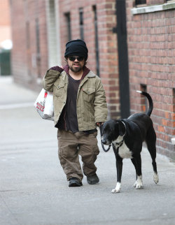 lucaluca:  If you were Peter Dinklage, would you take your dog for a walk? Or would you take it for a ride?