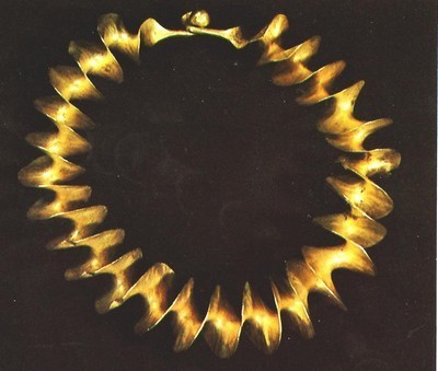 Irish Celtic Torc.
