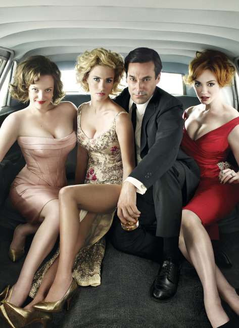 Day 15 – A character who you can relate to the most  Mad Men Cast (TV Series)  I'm just going to leave this picture here. This cast of independent women is all that I aspire to be (mostly Peggy because Betty is not so much a great mother lol). Not who I can relate to because frankly, I cannot think of one single character who I can relate to at the moment. I'm not so sure if that's a good thing or a bad thing. All I know is that this show is amazing, and so is the amazing cast. I can't wait for this show to start back up! :D