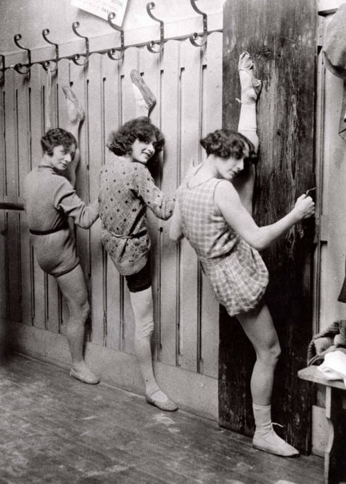retrogasm:  There's probably a glory hole in the wall…