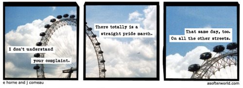 A Softer World.