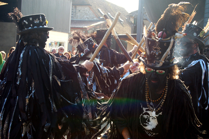 Light and Dark Morris dance 2006-2010
