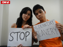 Going Beyond Borders. Taking a stand to end modern-day slavery. Read about CNN's Freedom Project here: http://thecnnfreedomproject.blogs.cnn.com/ Support the mission here: http://ireport.cnn.com/ir-topic-stories.jspa?topicId=565147
