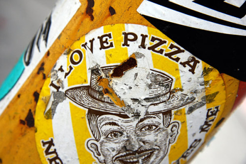 Old Tyme Pizza Love