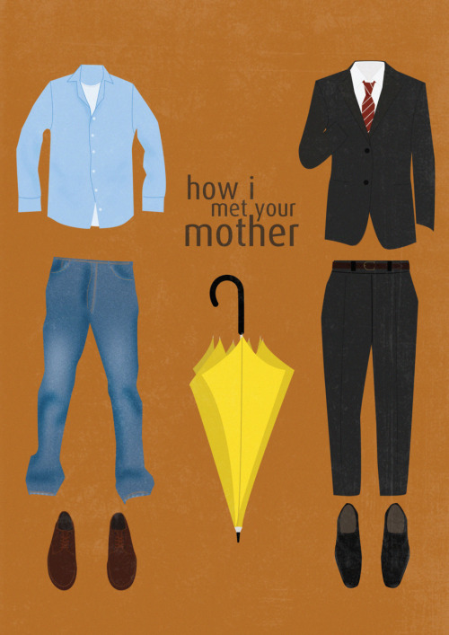 How I Met Your Mother by Yzabelle Wuthrich
