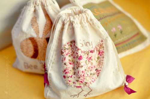 Little Bag Sewing Tutorial