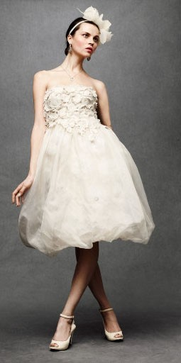 (found! via bhldn.com) Although it's a bit out of my price range and probably out of many others, I still like their stuff! I think their wedding dresses are your best bargain :)