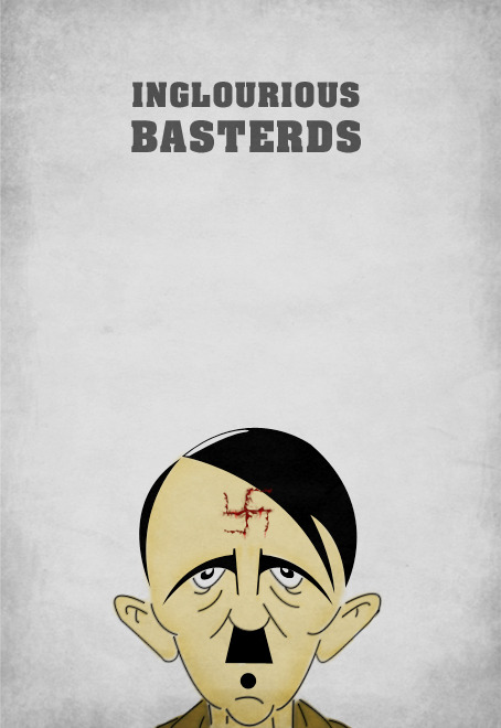 Inglourious Basterds by Amogh