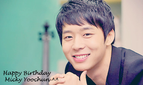 Happy Birthday Chunnie!! :3