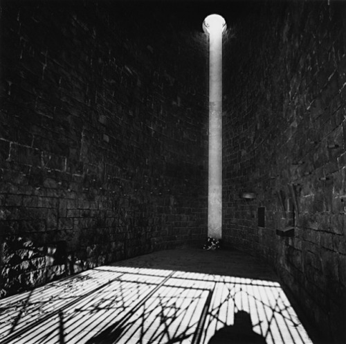 Michael Kenna, Jewish Memorial, Dachau, 1994