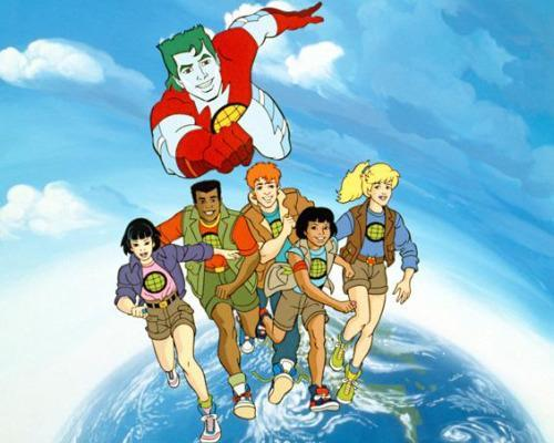 mothernaturenetwork:  Are you a fan of Captain Planet? If so, you're in luck! Join us Sunday, June 5, for 12 hours of Captain Planet from noon to midnight EST. The episodes are hand-picked by the series' executive producers, and there will also be archival celebrity interviews and a live chat with series executive producer, Barbara Pyle. WATCH IT here. Need a refresher course in the Planeteers? Read our Planeteer profiles — and remember: Saving our planet is the thing to do!