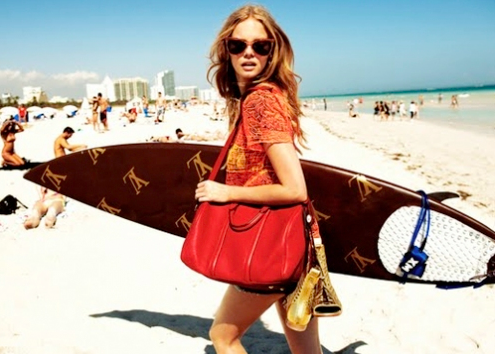 Louis Vuitton Surfer Girl
