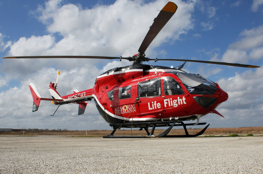 One of my side-dreams is to become a flight paramedic. One day…