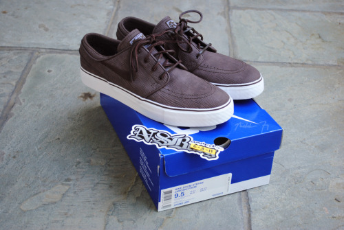 Newest Pick-up. Nike SB Janoski Quickstrike Woodgrains.