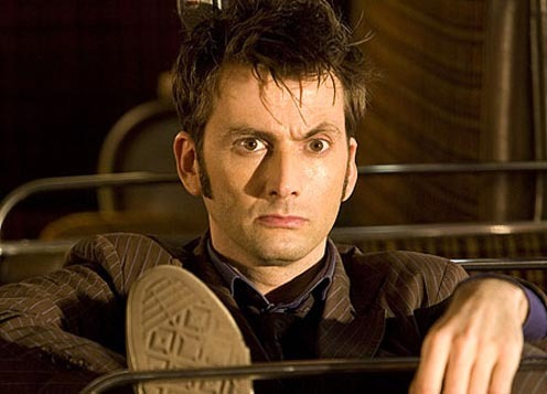 30 days of NuWho: Day# 1 Favorite Incarnation of the Doctor: 10th This is tricky because I like all 3 doctors for different reasons but a lot of my 'favorites' have been from David Tennants run