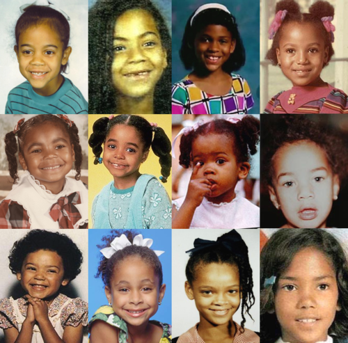 Who did all these young stars grow up to be, can you name them all?