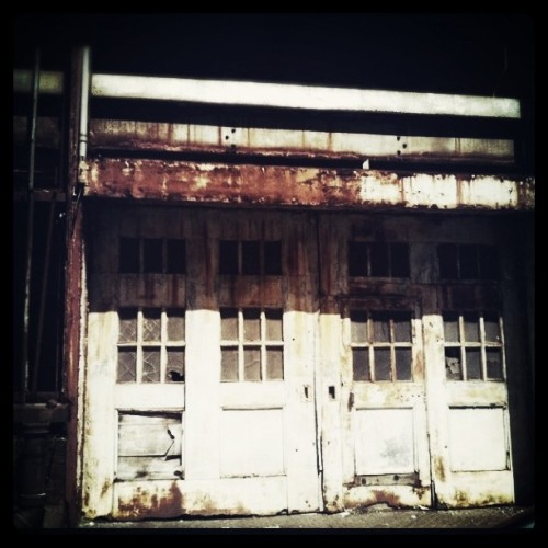 Bk navy yard (Taken with instagram)