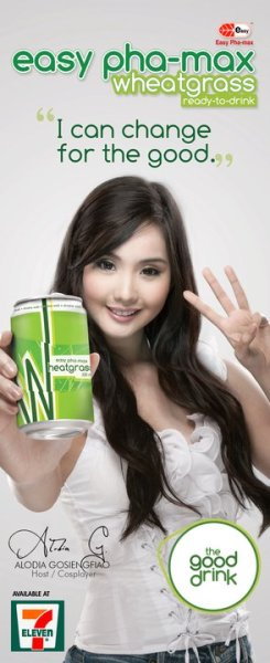 It is indeed a very healthy drink with a very sweet taste. Try it guys!:)
