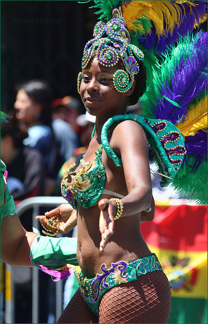 Carnaval Dancer 3 by LifeLover4 on Flickr. There are some great photo's from San Francisco Carnaval this weekend!  You gotta check them out! This one is from my Carnaval group Samba Funk.