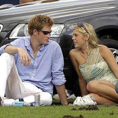 prince harry and chelsy davy have split up, again. so yes, that means prince harry is now officially single!
