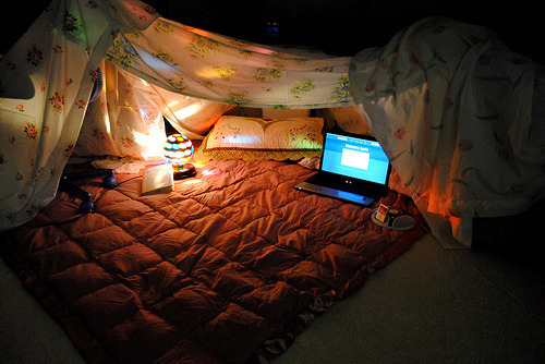 seeking-wonder:  PERFECT FORT.
