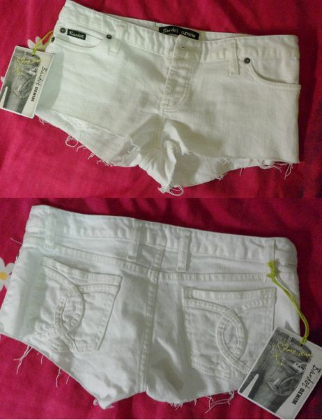 BARDOT FRAY SHORTS Size: 11 (fits 9-10) Colour: White  Condition: Brand new with tags RRP: $79.95 Selling for: $35 SOLD