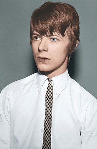 unwrinkled:  David Bowie.