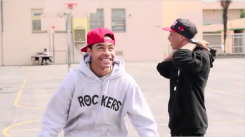 gabriellargoky:  Langston Has The Best Smile :)