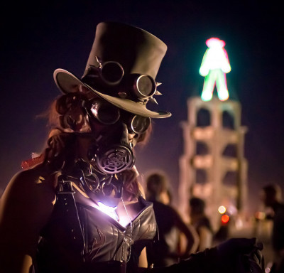 lloydkbarnes:  Steampunk (via Steampunk at Burning Man)