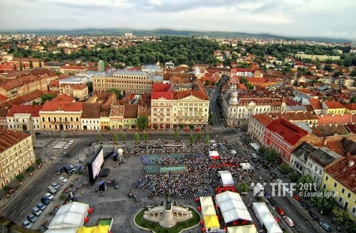 Opening Gala of Transilvania International Film Festival - TIFF 2011 / Photo by Cosmin Ignatmore photos on tiff.ro and Facebook.
