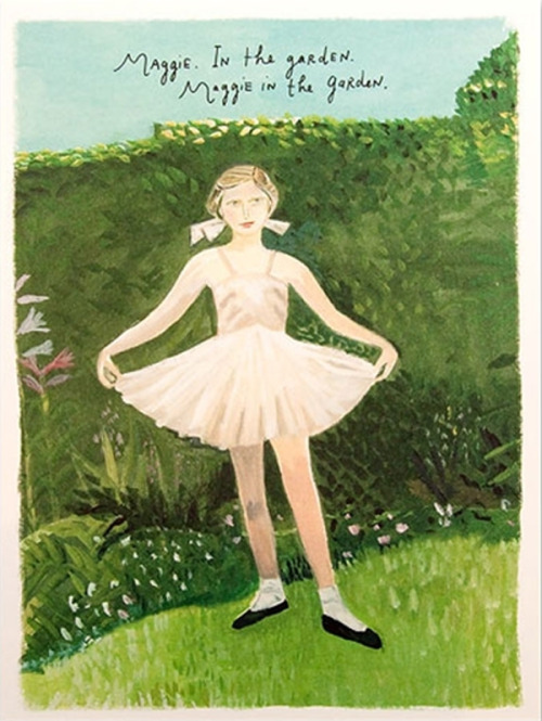 yuppo-pierre:  Cards by Illustrator Maira Kalman | Trendland: Fashion Blog & Trend Magazine  mom n mag