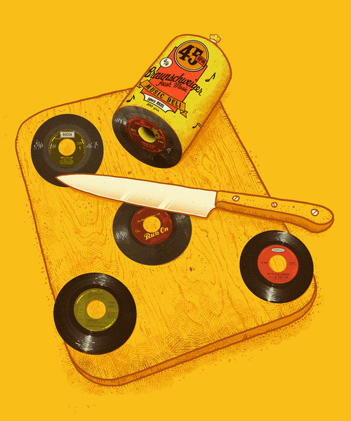 45 rpm Deli by Alvarejo