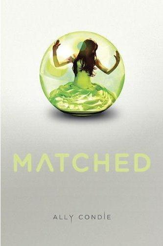 Matched, by Ally Condie I see why Twilight fans have taken to it, though it does have elements from Fahrenheit 451, The Giver and Feed in addition to the lurrrve triangle. Unlike Bella Swan, the main character is occasionally assertive and quite often acts on her own initiative. I didn't find any of her sneaking around particularly suspenseful, though—the story didn't ramp up until the last ten-or-so pages. Which is big slog for a cliffhanger-ish lack-of-payoff. Eh. I'm kind of curious to see how it'll play out in the next book, though.