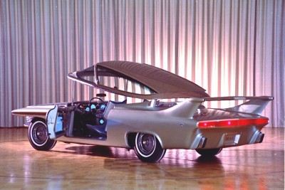 riotvonphilly:  1961 Chrysler TurboFlite (concept car)
