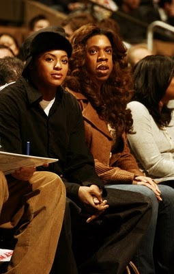 Face Swap Jay-Z and Beyonce