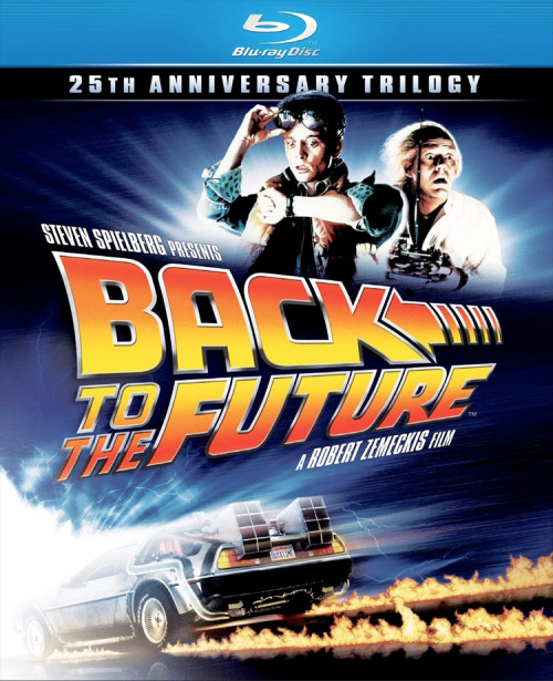 Geeky Deal of the Day: 'Back to the Future' Blu-ray Trilogy only $24.99!