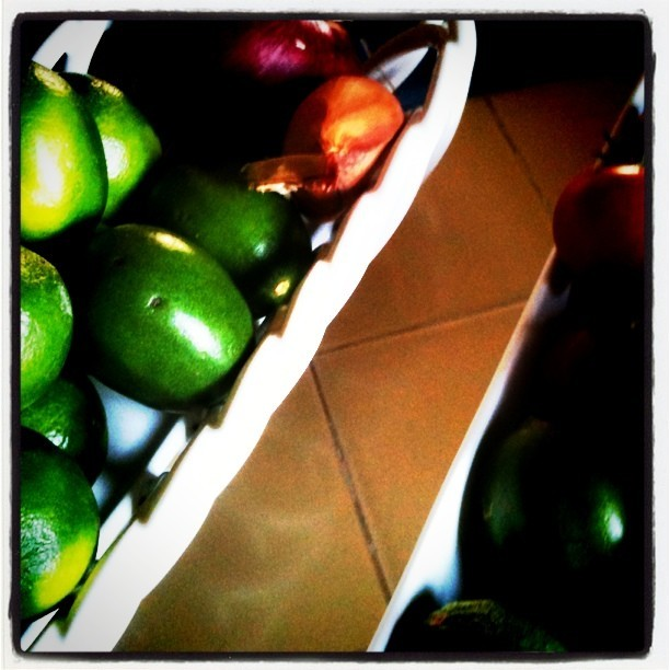Limes (Taken with Instagram at Bucknam Oaks)