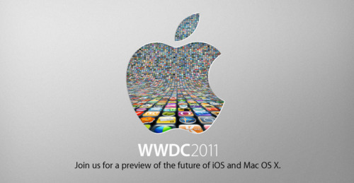 WWDC Starts Tomorrow Looking forward to following the updates at tomorrow morning's keynote. Some predictions: We should get a release date for Lion. I expect it to be later this month, honestly. I don't think we'll see a lot about iOS 5 - probably just a select set of features with a release date closer to the release of the new iPhone.  iCloud… I really don't know what to think.
