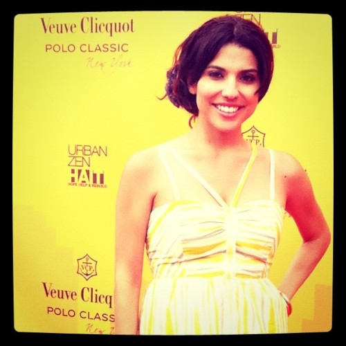 Veuve Clicquot polo match. (Taken with instagram)