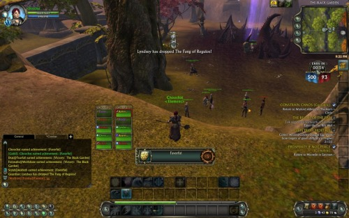 Choochxt: I earned this achievement: Favorful! #Rift