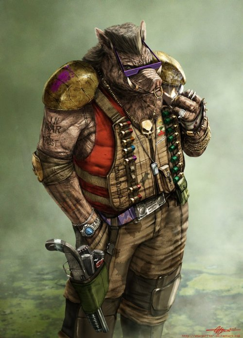 Bebop - By: Jason Heuser