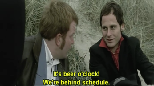 "Thought I was the only person who said ""beer o'clock."" Apparently, so do hip Norwegians."